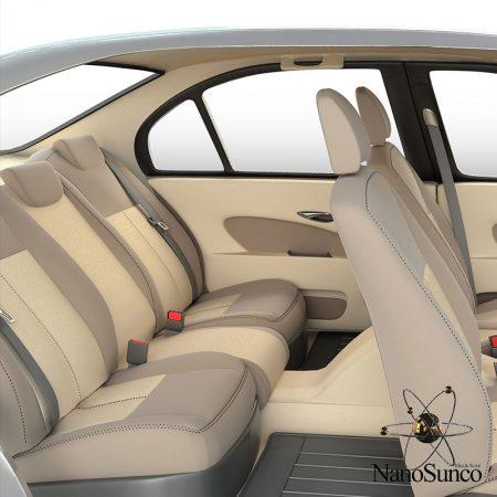 محافظ نانو پارچه خودرو